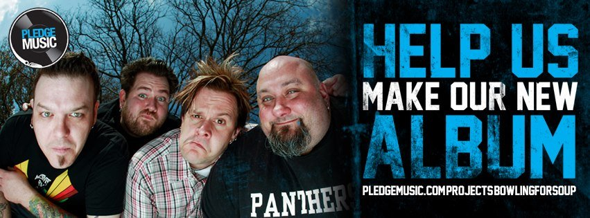 Photo courtesy of Bowling For Soup Facebook page