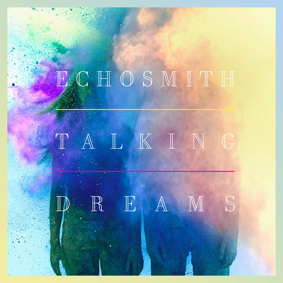 Talking Dreams Album Cover